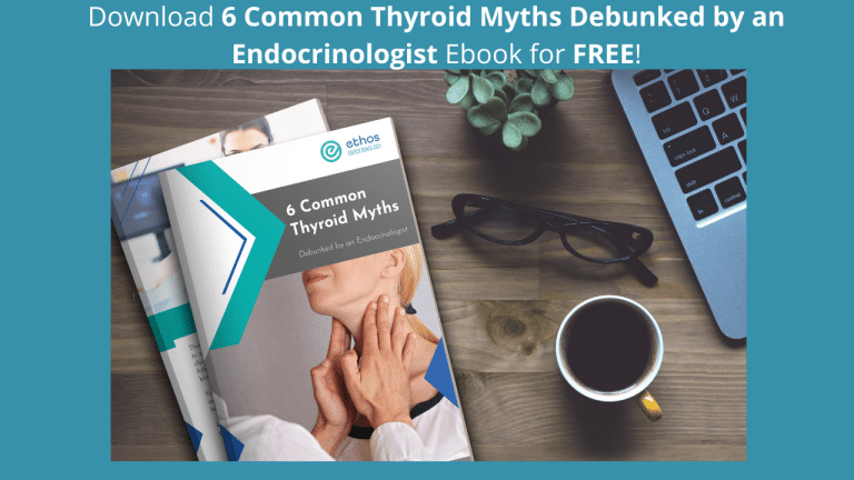 Preview Image of the 6 Common Thyroid Myths Debunked by an Endocrinologist Ebook