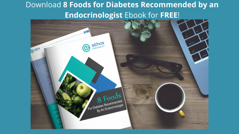 Preview Image of 8 Foods for Diabetes Recommended by an Endocrinologist Ebook